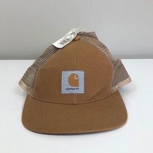 Vintage New with tags Carhartt Mesh Trucker Hat